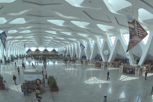 menara airport new